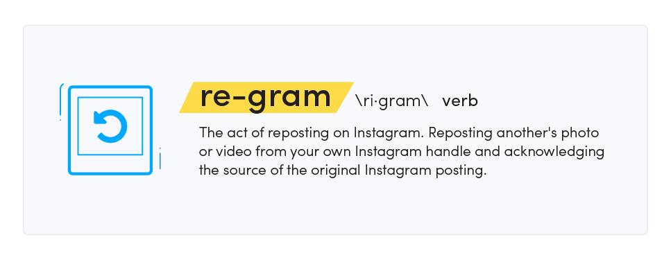 repost on instagram how we define a instagram repost